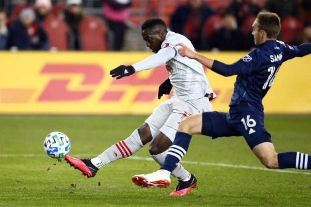 Cinq matches de Major League Soccer reportés