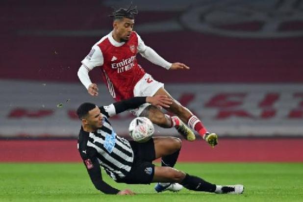 Feyenoord obtient le prêt de Reiss Nelson d'Arsenal