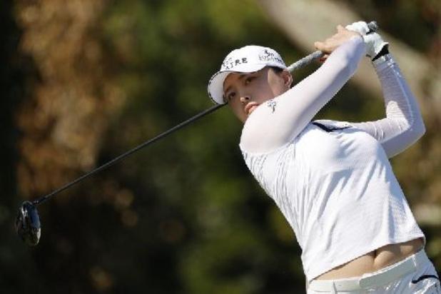 La Sud-Coréenne Ko Jin-young toujours en tête de la Founders Cup après le 3e tour