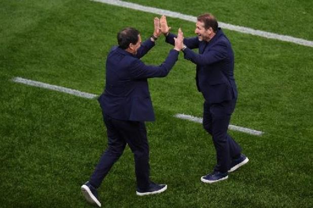 """EK 2020 - Oostenrijkse bondscoach Foda jubelt na zege tegen N-Macedonië: """"Historisch en verdiend"""""""