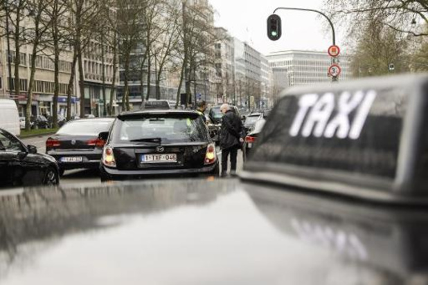 Stakingsdreiging in taxisector