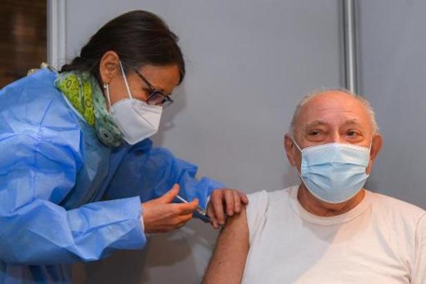 Komende twee weken ruim 1,2 miljoen vaccins geleverd aan België