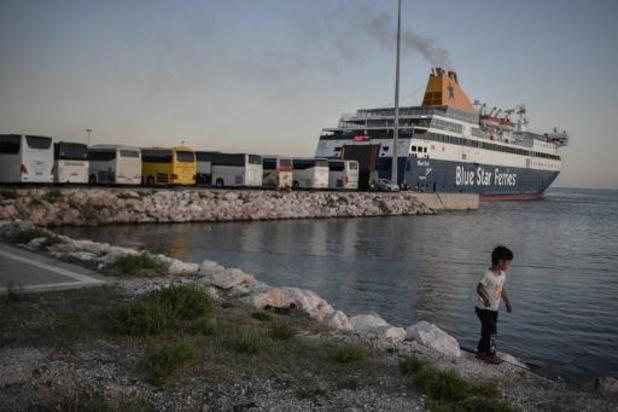 Séisme en mer Egée: mini-tsunami à Samos, dégâts matériels