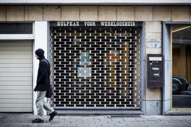 Tijdelijke werkloosheid kost overheid 4 miljard euro