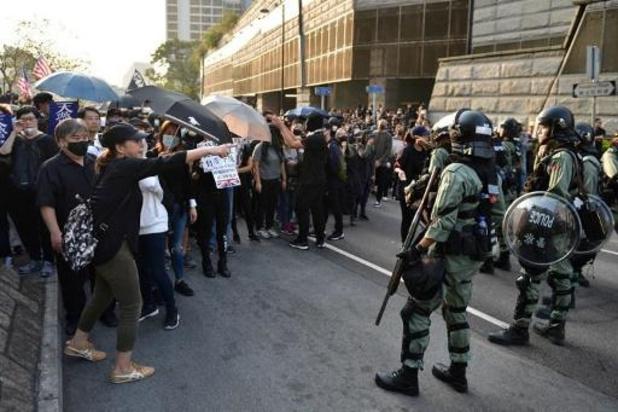 Betogers trekken weer straat op na korte periode van rust
