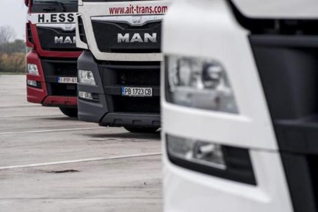 31 migranten aangetroffen in koelwagen op Duits-Tsjechische grens