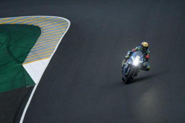Xavier Siméon 8e de l'E-Pole du Grand Prix de France