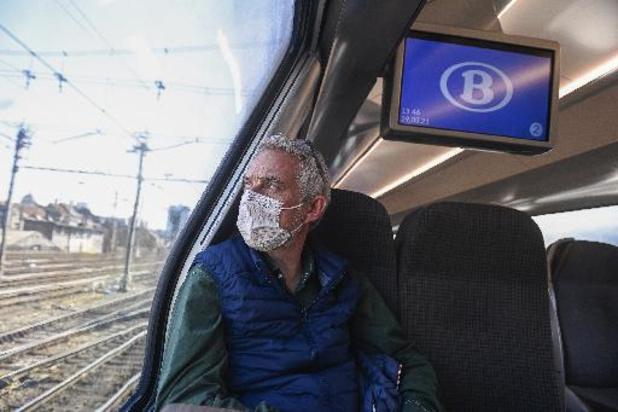 NMBS vraagt treinrit naar kust dit weekend te vermijden
