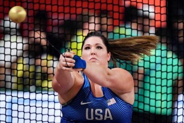 Mondiaux d'athlétisme - L'Américaine DeAnna Price championne du monde du marteau