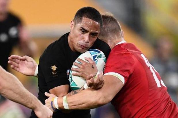 Les All Blacks battent le Pays de Galles et prennent la médaille de bronze
