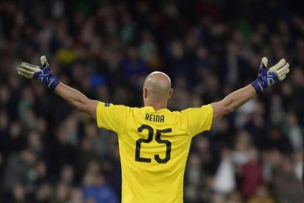 Pepe Reina prêté par l'AC Milan à Aston Villa