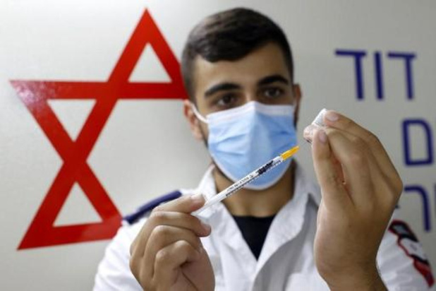 Israël biedt 60-plussers derde vaccinatie aan