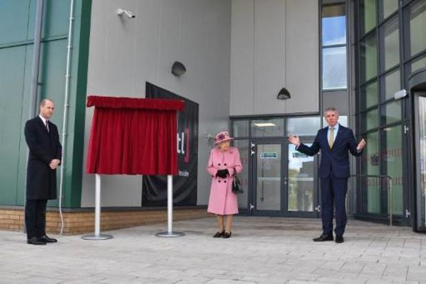 Premier déplacement en sept mois pour Elizabeth II