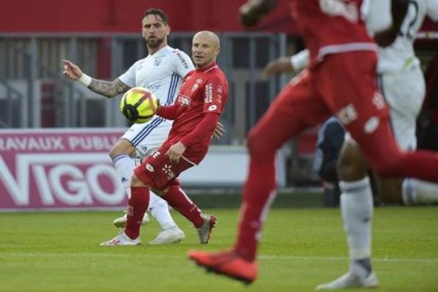 Clap de fin pour Florent Balmont, 40 ans et 512 matches en Ligue 1