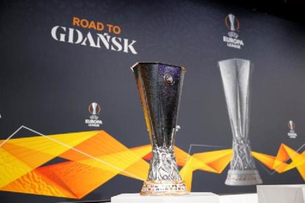 Europa League: des quarts de finale aux teintes anglaises et espagnoles