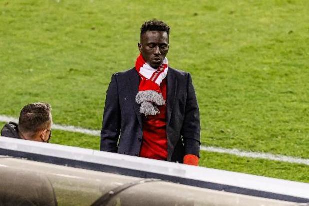 """Coupe de Belgique - """"Le compartiment offensif de Genk a fait la différence"""", reconnaît Leye"""
