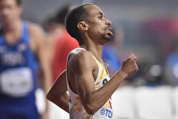 Ismael Debjani signe son meilleur temps sur 1500m, Ben Broeders passe 5m70 à la perche