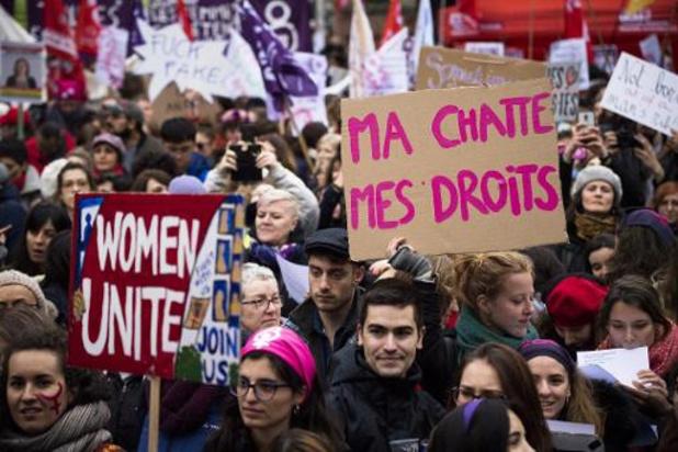 Les femmes de nouveau appelées à faire grève le 8 mars 2020