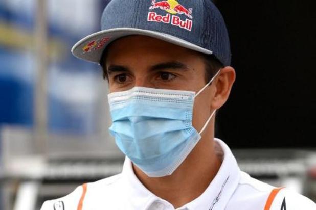 Marc Marquez, sextuple champion du monde, ne reviendra pas avant 2021