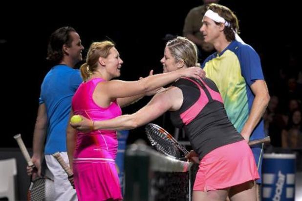 """Comeback Kim Clijsters - Sabine Appelmans: """"Clijsters is nog top 10 van de wereld waard"""""""