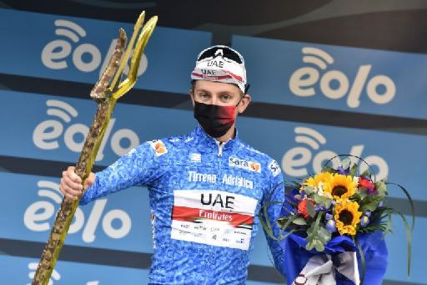 Pogacar wint de derde rit Ronde van het Baskenland voor Roglic