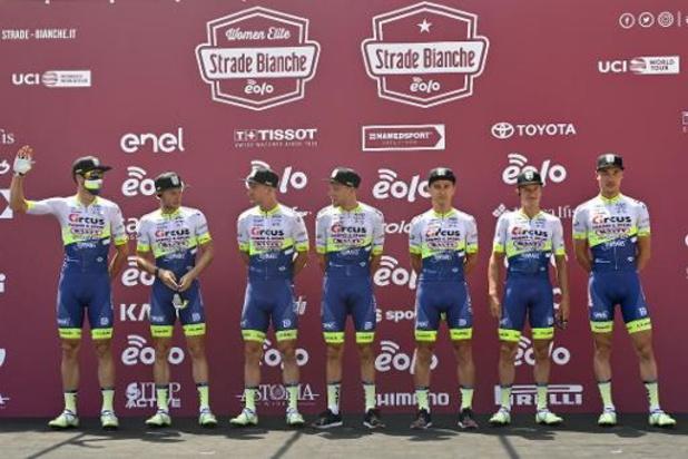 Intermarché devient le sponsor principal de l'équipe cycliste Wanty Gobert