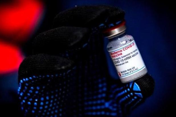 Volgende week al inentingen met Moderna