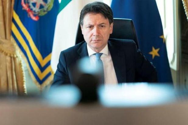 Italiaanse regering werkt aan nieuw hulppakket van 55 miljard euro