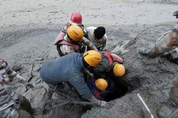 Au moins trois morts et 200 disparus à la suite de la rupture du glacier en Inde