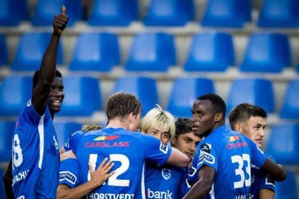 Jupiler Pro League - Genk kan onder interimcoach Olivieri opnieuw winnen