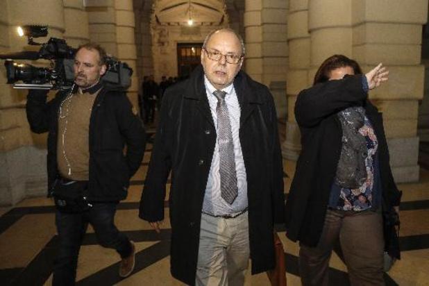 Christian Van Eycken et Sylvia Boigelot cités mercredi devant la cour d'appel à Mons