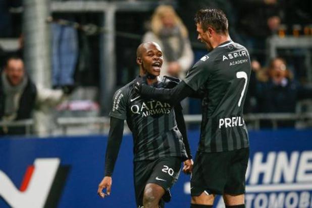 Anderlecht prête Knowledge Musona pour une saison supplémentaire à Eupen
