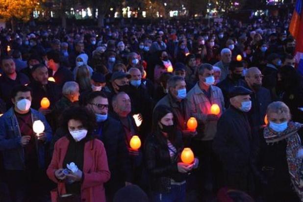 "Conflict Nagorno-Karabach - ""Moord op Armeense premier en staatsgreep verijdeld"""