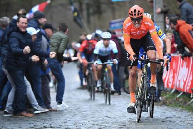 Omloop Het Nieuwsblad - Philippe Gilbert, Greg Van Avermaet en Ian Stannard op recordjacht