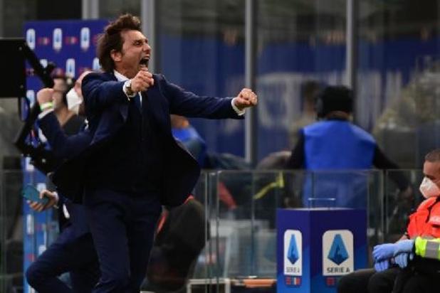 Conte ziet vroege Champions League-uitschakeling als sleutel tot landstitel