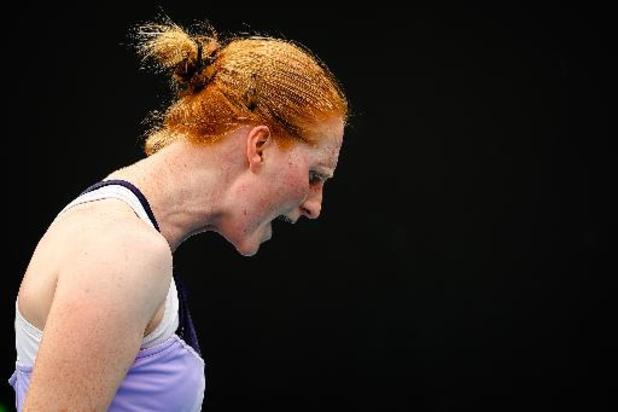 WTA Saint-Malo: Alison Van Uytvanck face à Schmiedlova au premier tour