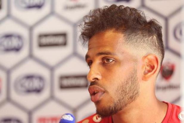 """Croky Cup - Faris Haroun hekelt spelers van Club Brugge: """"Ze waren tijdens de match heel hautain"""""""