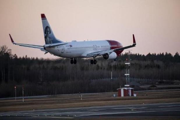 Norwegian vliegt nog minimaal na weigering extra steun door Noorse regering