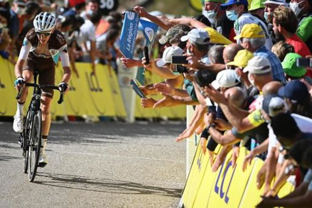 Tour de France - Romain Bardet geeft op met hersenschudding