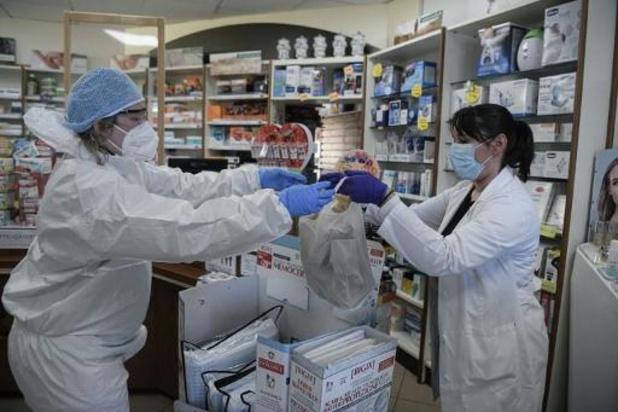 Zeventienduizend gezondheidswerkers besmet in Italië