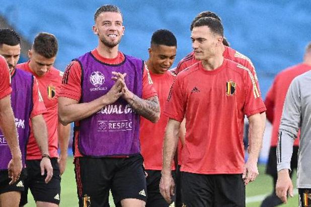 Euro 2020 - Thomas Vermaelen présent au coup d'envoi pour défier le Portugal