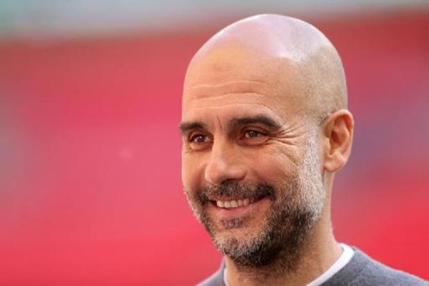 """Pep Guardiola avant de défier le PSG : """"Je veux que mes joueurs profitent de la pression"""""""