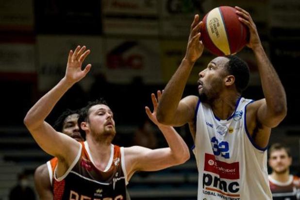 Euromillions Basket League - Malines s'impose dans son premier match de championnat