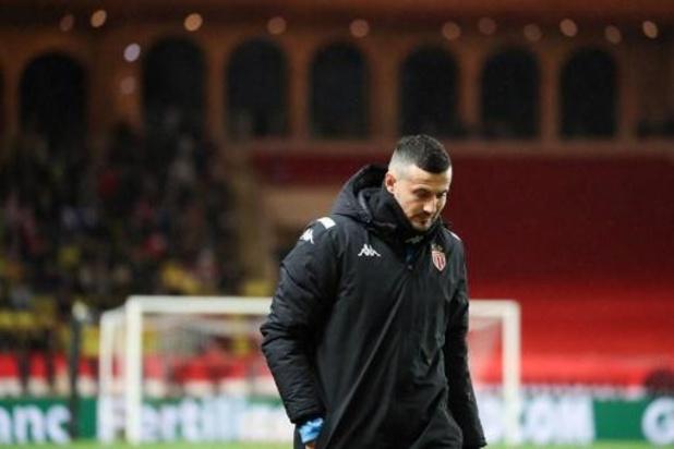 Ligue 1 - Clubicoon Danijel Subasic verlaat AS Monaco na meer dan acht seizoenen