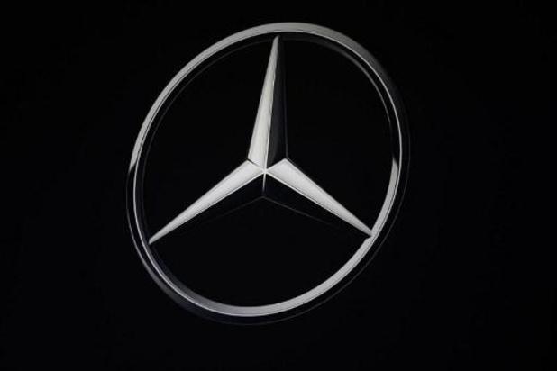Mercedes-Benz rappelle également des véhicules en Belgique