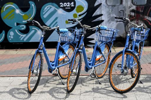 Pour ses 10 ans, Blue-bike ouvre plus de 20 nouvelles stations de vélos partagés
