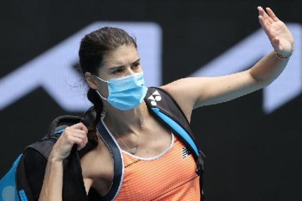 WTA Strasbourg: finale entre la Roumaine Cirstea et la Tchèque Krejcikova