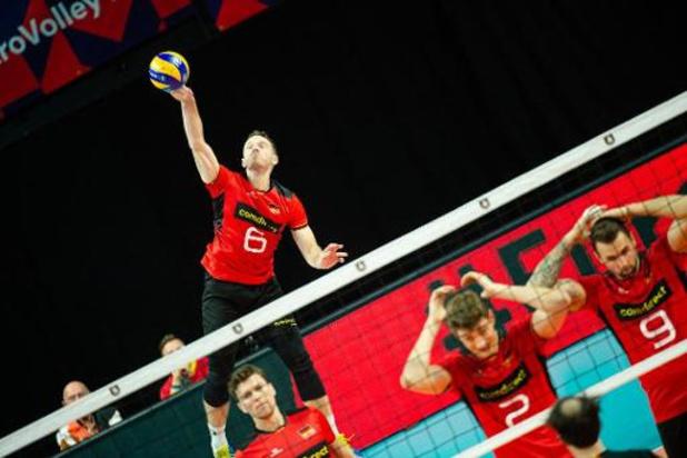 Tournoi de qualification olympique - L'Allemagne domine la République tchèque 3-0 dans le groupe de la Belgique