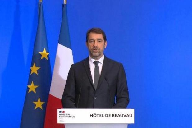 Coronavirus - Frankrijk zet 100.000 politieagenten in