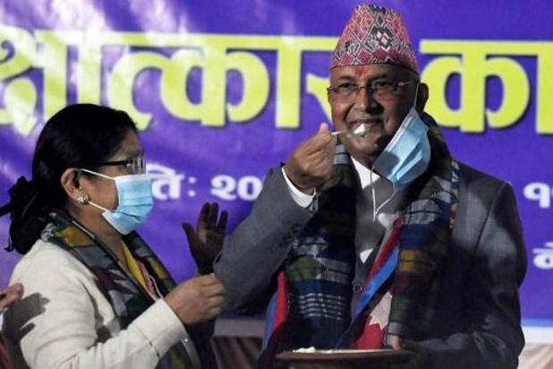 Nepalees Hooggerechtshof annuleert beslissing van premier om parlement te ontbinden